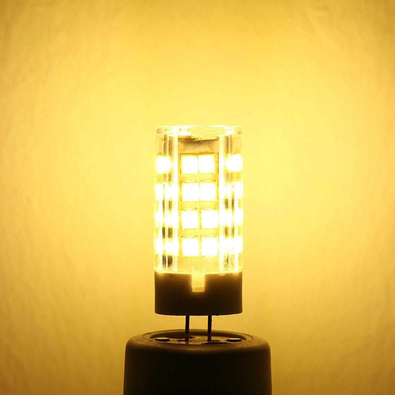 5w G4 Led Light Bulb 380lm 51 Smd 2835 Led Soft Warm White Light Nondimmable Ceramics Light High Power Energy Savi Led Light Bulb Energy Saving Lamp Light Bulb