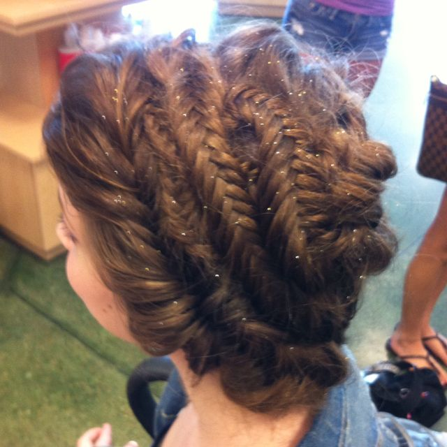 An Updo For Prom 2012 Pageant Hair Hair Beauty Hair Styles