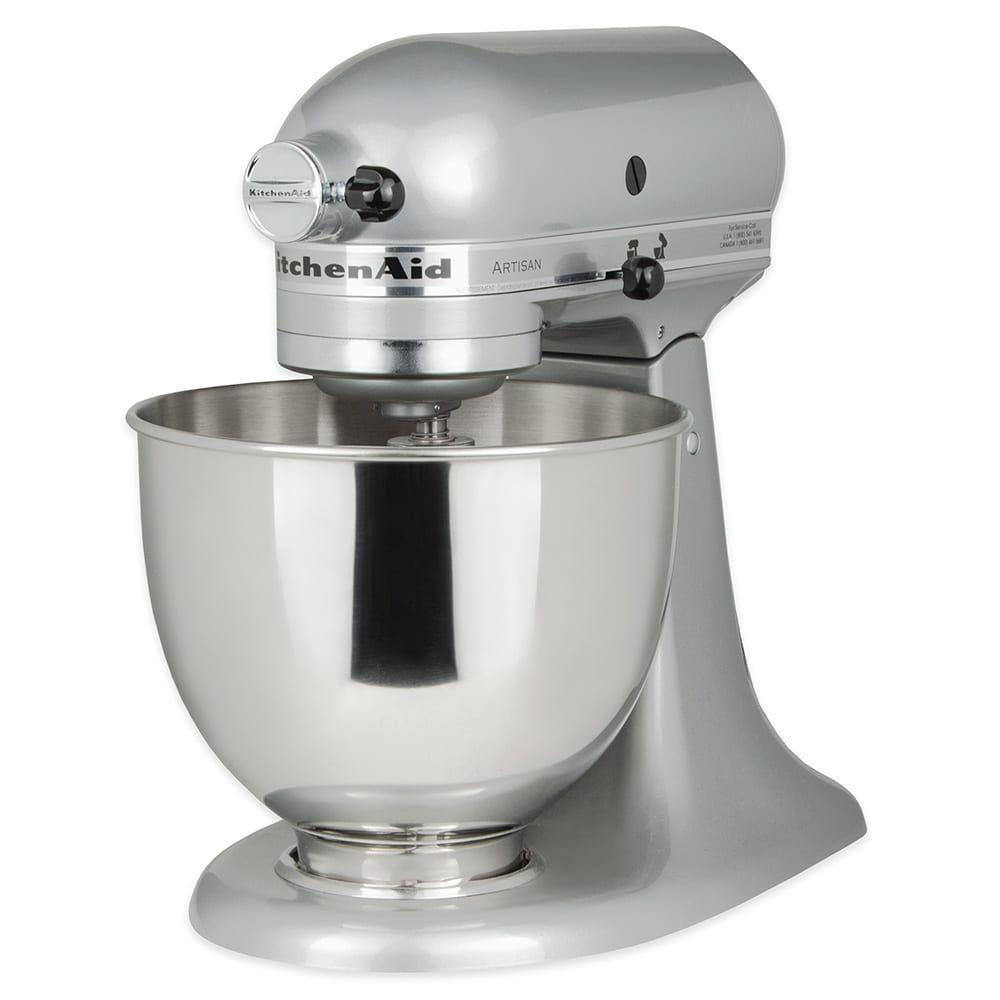 Kitchenaid ksm150psmc 10 speed stand mixer w 5 qt