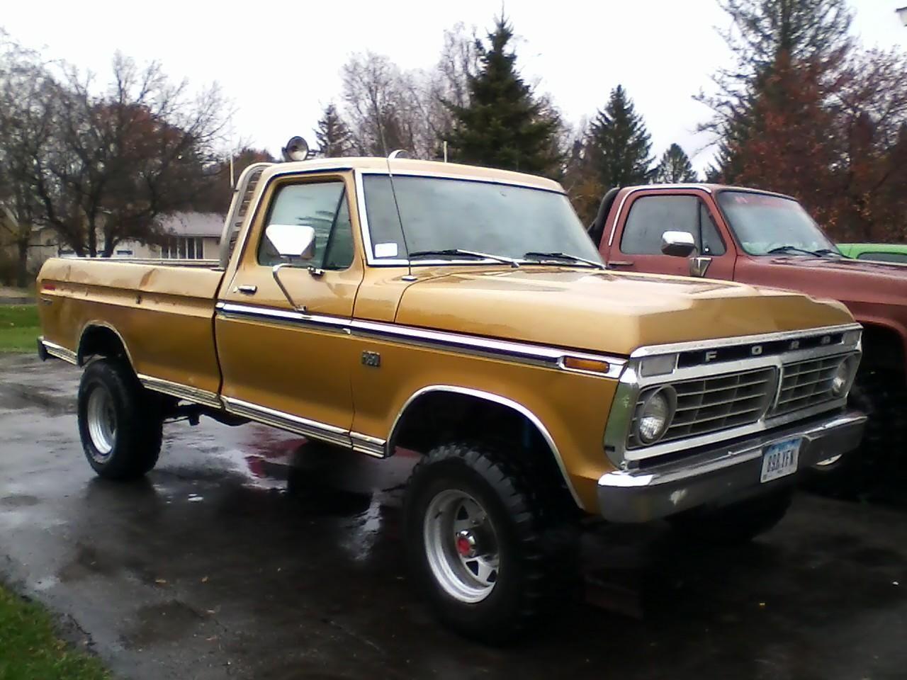 1974 f 250 highboy ford trucks pinterest. Black Bedroom Furniture Sets. Home Design Ideas