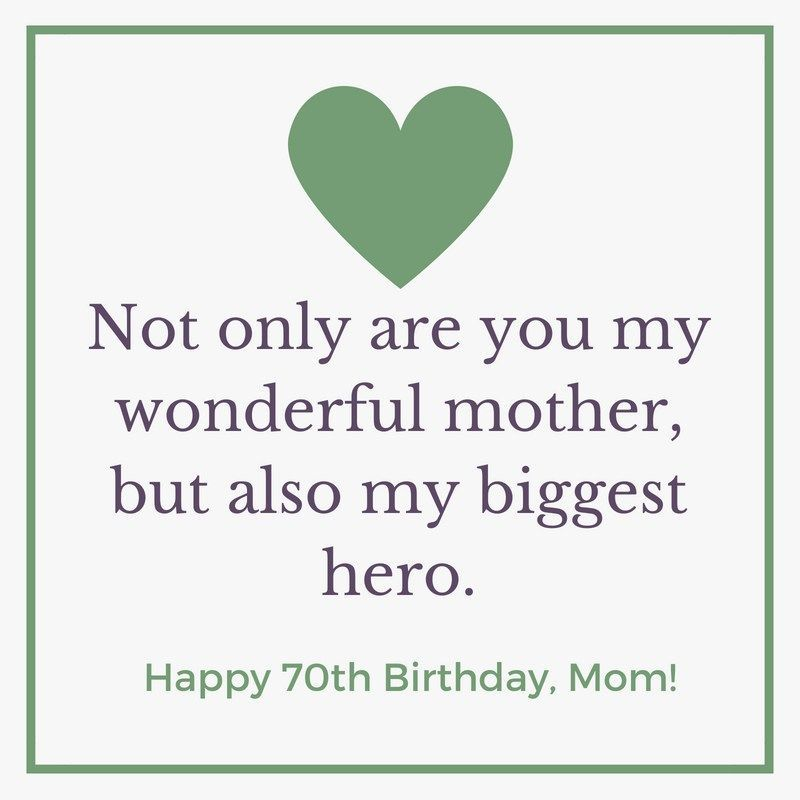 70th birthday wishes birthday wishes for mom mom