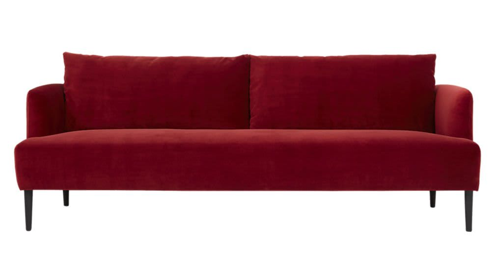 reviewed the most comfortable sofas at cb2  comfortable