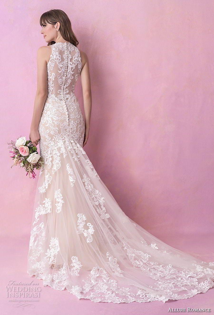 Allure Romance Fall 2018 Wedding Dresses | Weddings | Pinterest
