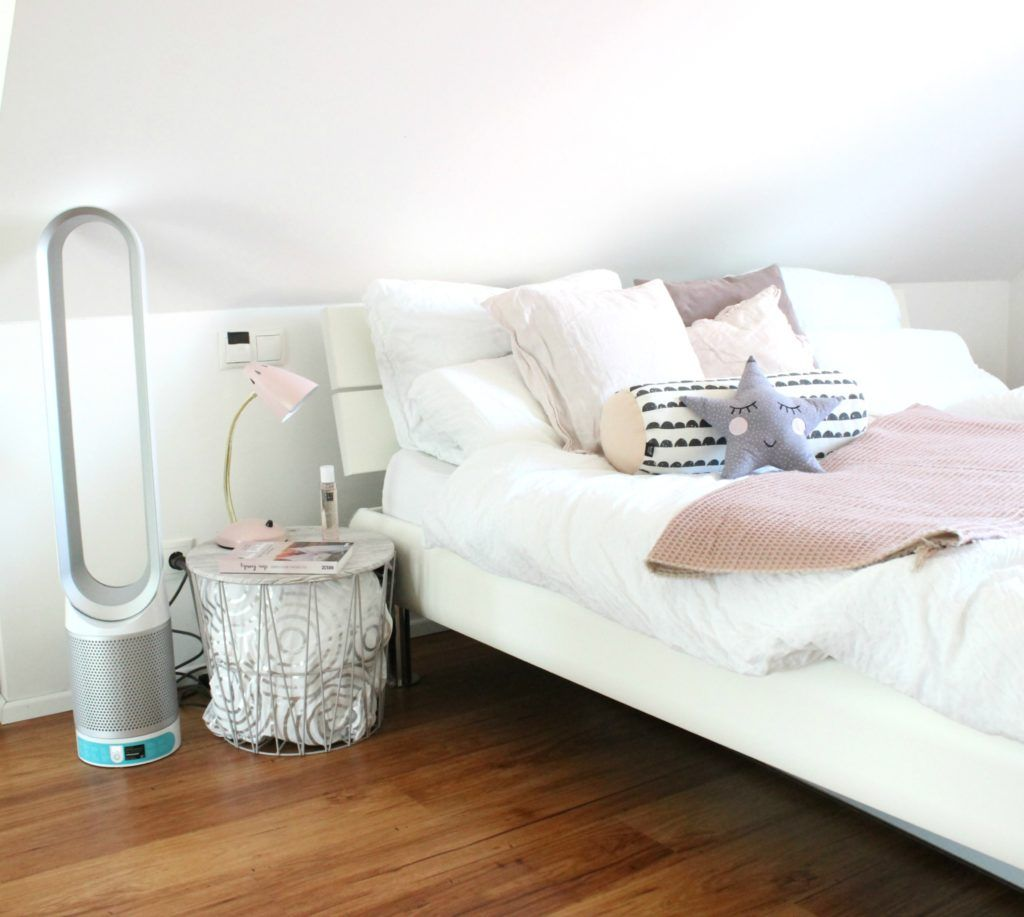 entspannt durch die Heuschnupfenzeit mit Luftreiniger