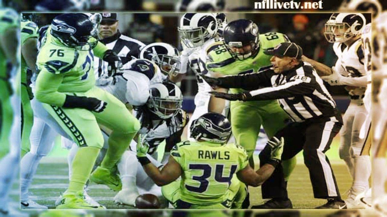 SSvLA Seahawks vs Rams Live Stream Los angeles rams