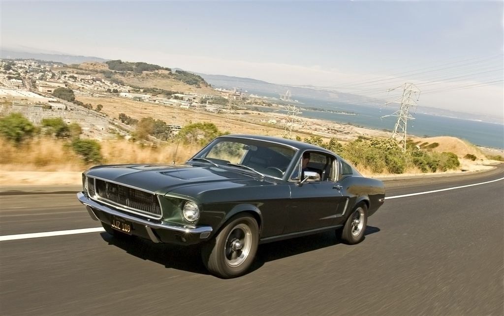 1968 ford mustang gt 390 fastback from 39 bullitt 39 i want one of those cars pinterest ford. Black Bedroom Furniture Sets. Home Design Ideas