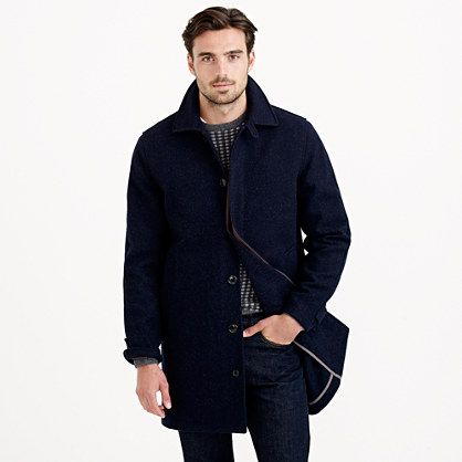 Wool car coat : wool | J.Crew | Cory's Christmas List | Pinterest ...