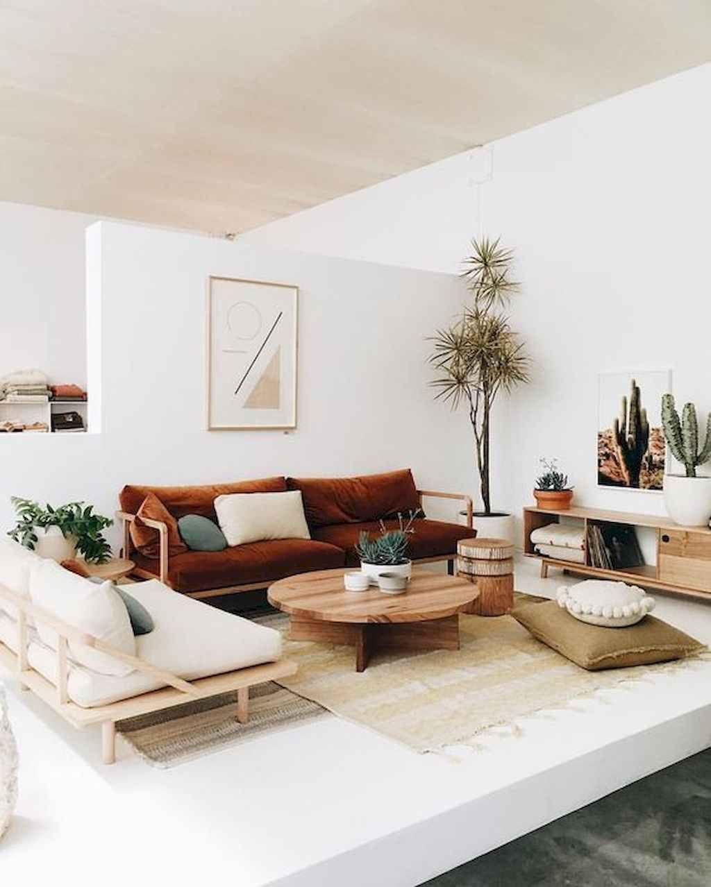8 Mid Century Modern Living Room Decor Ideas - spaciroom.com