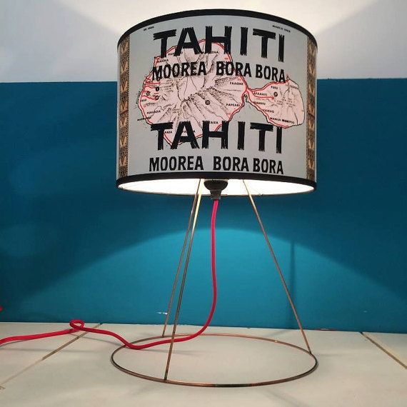 Motif Bora Tahiti Jour Moorea Par Carte Zaralobo Abat Ancienne SUMpqzV
