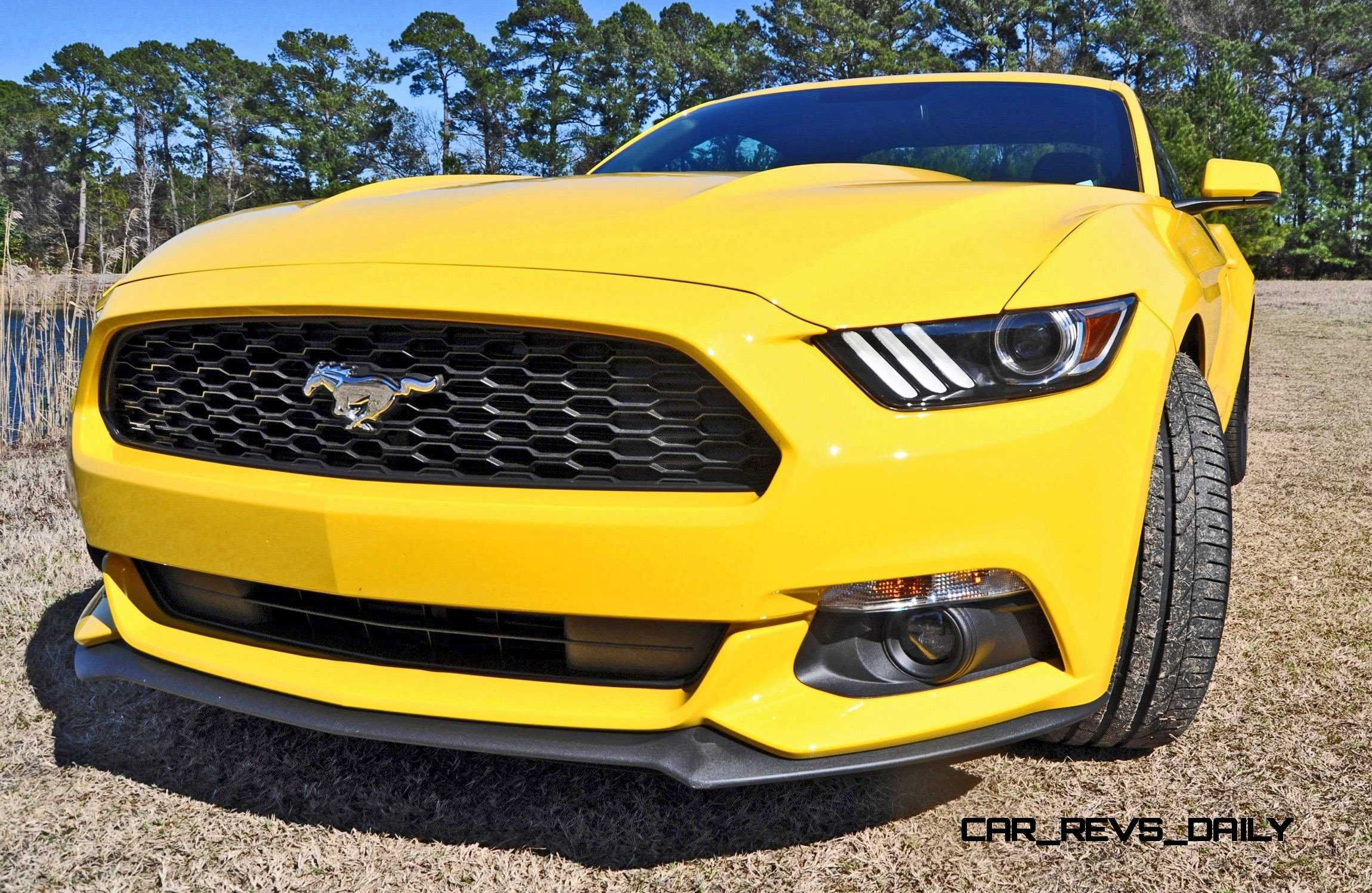 Road Test Mega Gallery – 2015 Ford Mustang EcoBoost in 2 Videos + 150 New Photos