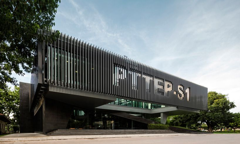 Office AT Thairland based design firm designs building for PTTEP