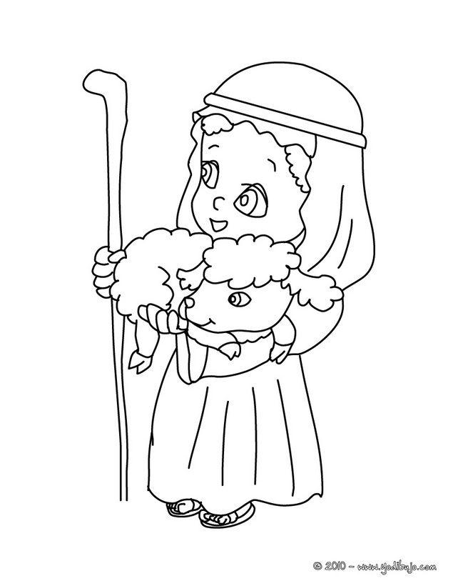Pastorcitas Dibujos Buscar Con Google Pastoras Navidenas Pastor De Ovejas Nacimiento Para Colorear