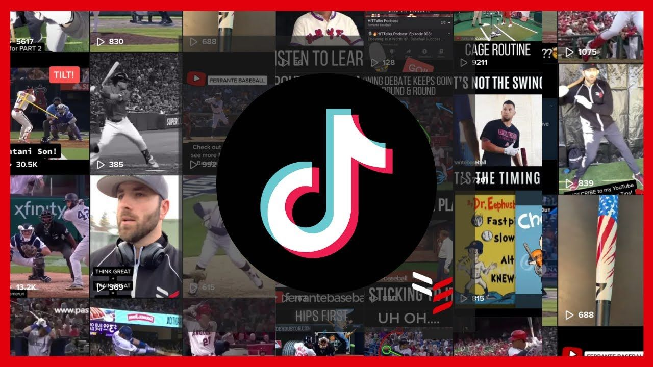 A Compilation Of Tik Tok Posts From The Ferrantebaseball Account Baseball Mlb Baseballboys Baseballboy In 2020 Baseball Tips Baseball Baseball Boys