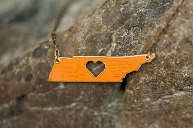Love this with images tennessee girls love necklace