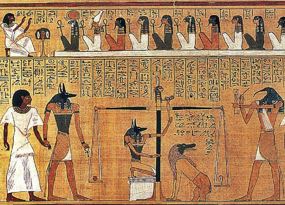 Antiguos Egipcios Fuente De Vida Era Corazón Donde Tenían Conciencia Sentimientos Pensamie Ancient Egypt Art Ancient Egypt History Facts About Ancient Egypt
