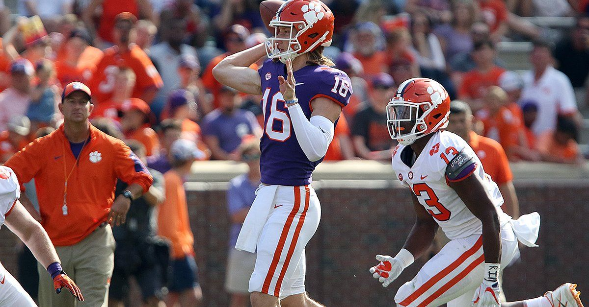 Handicapping QB battles at Clemson, Bama and more Chiefs