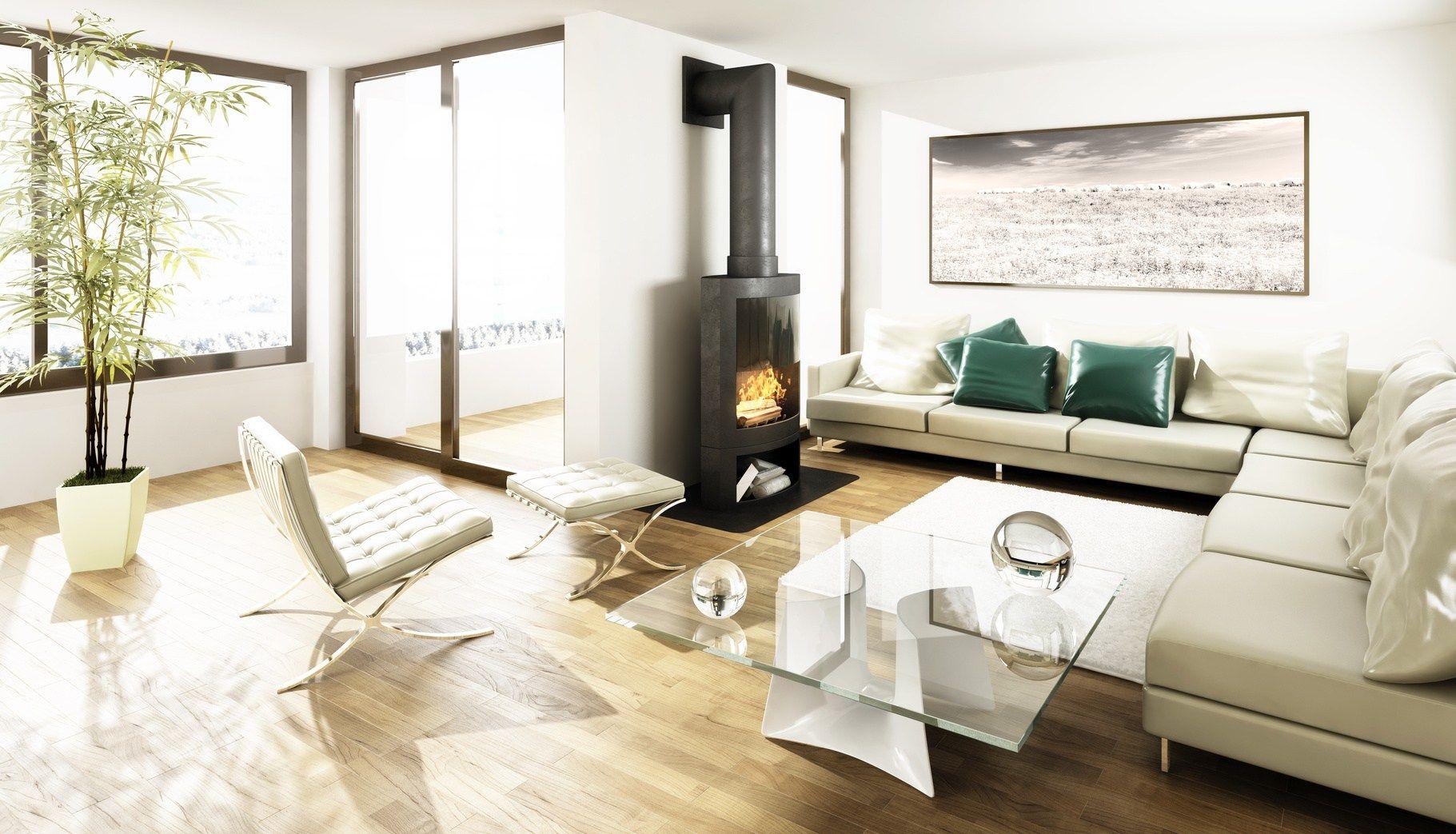 10 Nützlich Bild Von Heizung Wohnzimmer Modern  Wohnzimmer modern