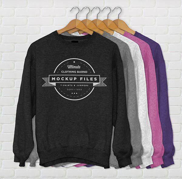 35+ Best T-Shirt Mockup Templates