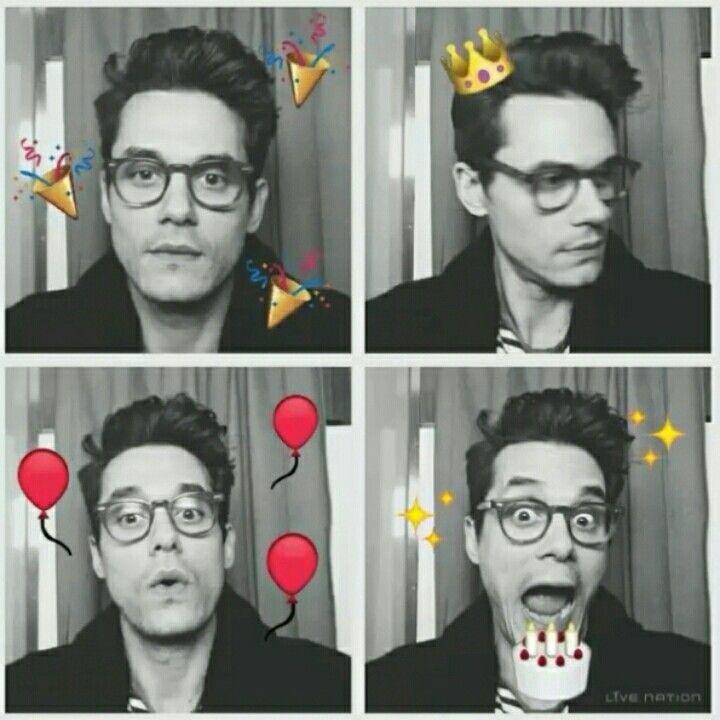 Happy Birthday John Mayer