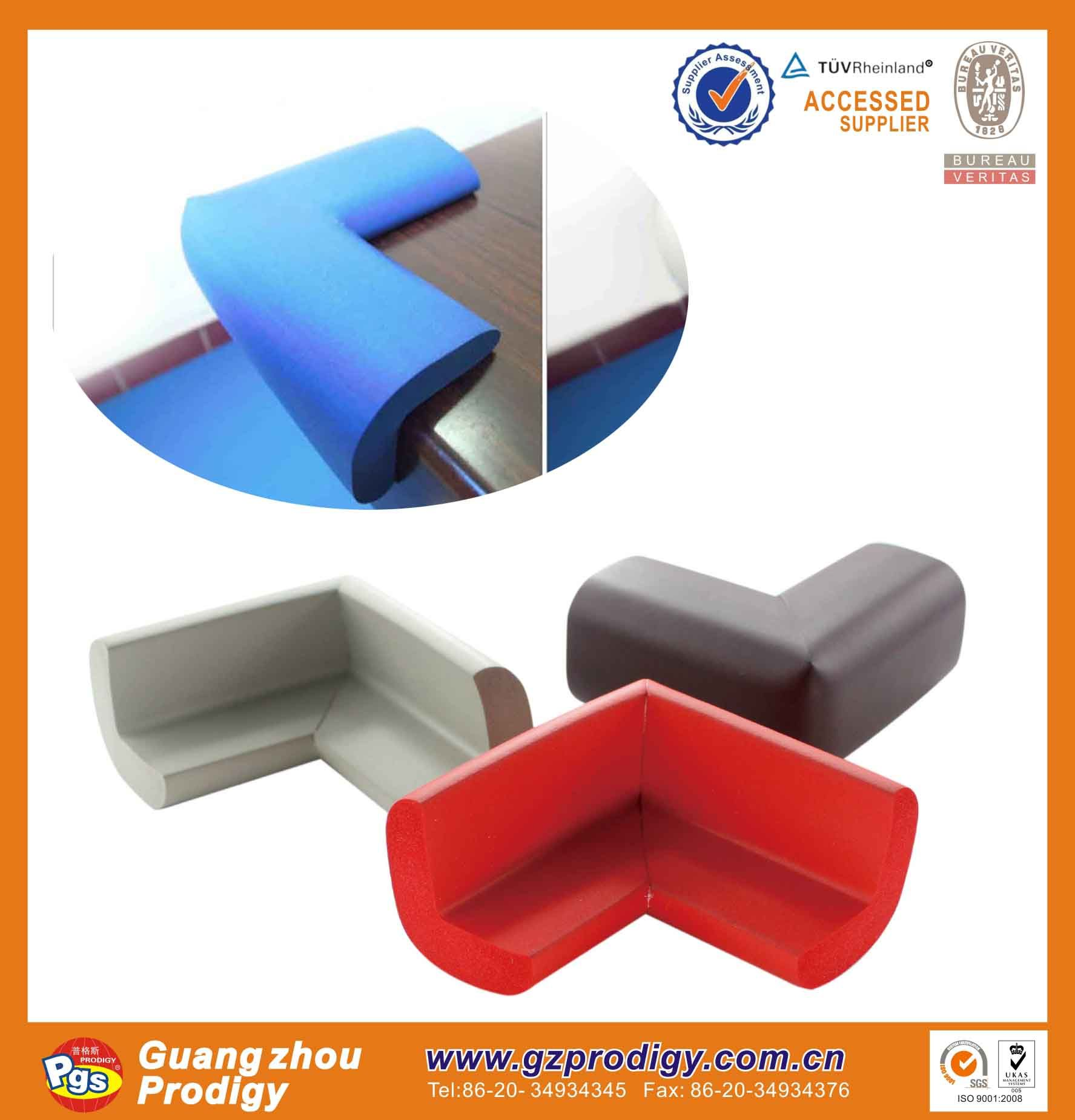 baby safety product rubber plastic furniture edge sharp