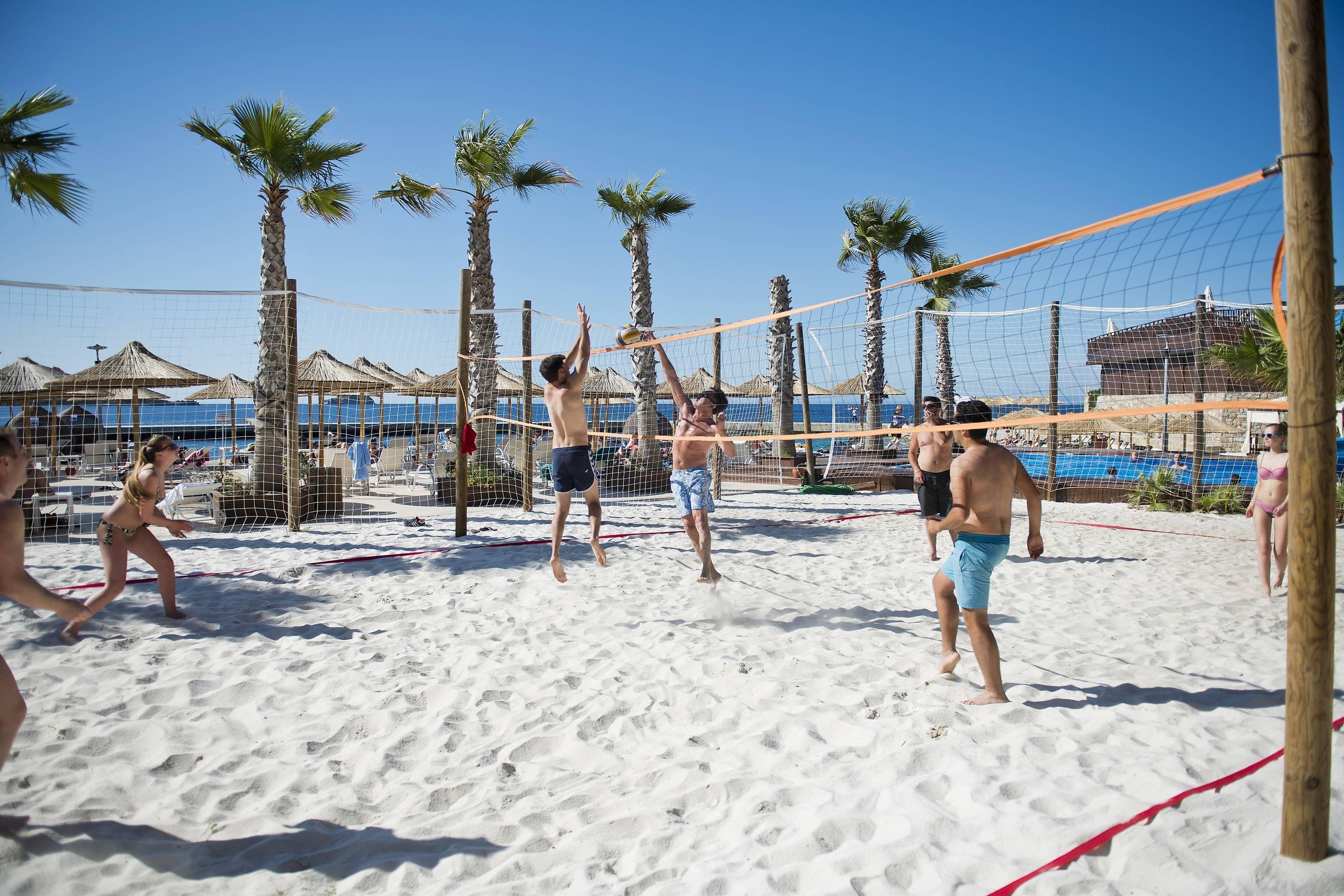 Delta Hotels Bodrum Beach Volleyball Travel Memorable Rooms Bodrum Beach Bodrum Hotel