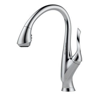 Brizo 63052lf Faucet Kitchen Faucets Pull Down Clean Technology