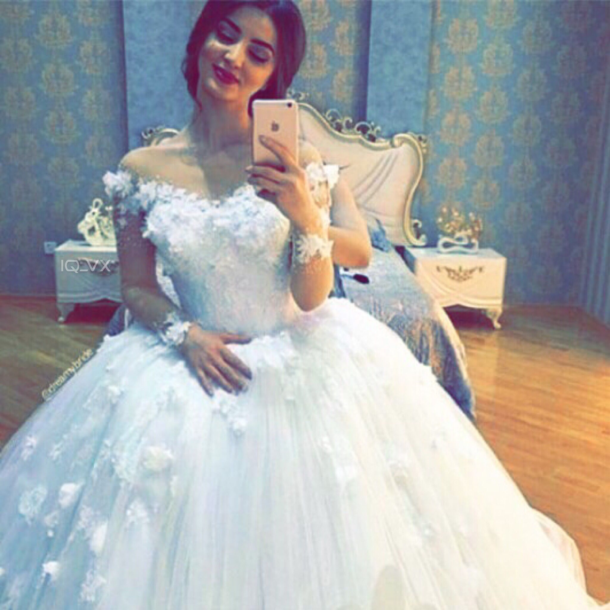 Pin By Aleena Hussyn On Beauty Make Up Wedding Gown A Line Wedding Dresses Butterfly Wedding Dress