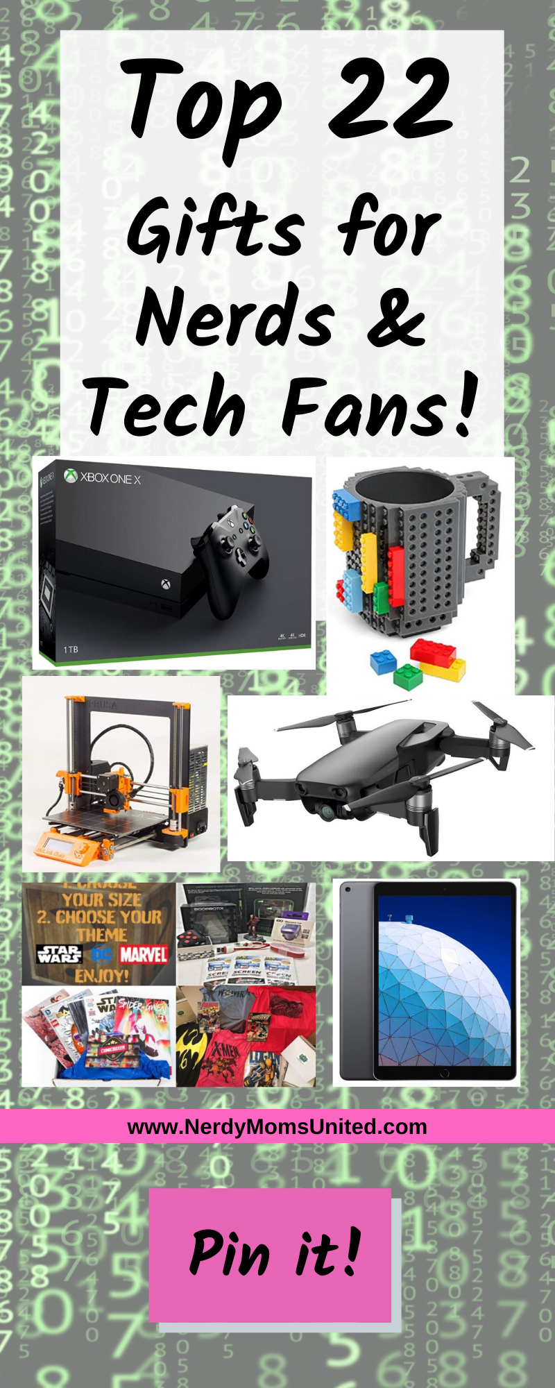 The Ultimate Top Gift Ideas For Nerds And Tech Lovers Nerd Gifts Tech Gifts For Men Gifts For Tech Lovers