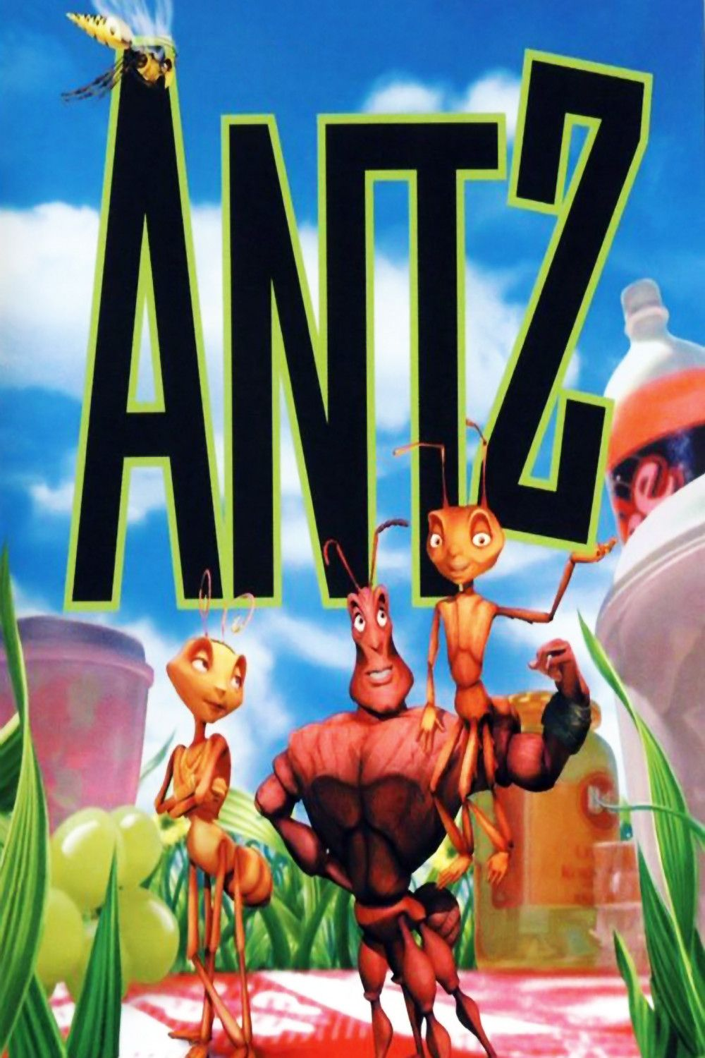 Antz (1998) Movies online, Animated movies, Full movies