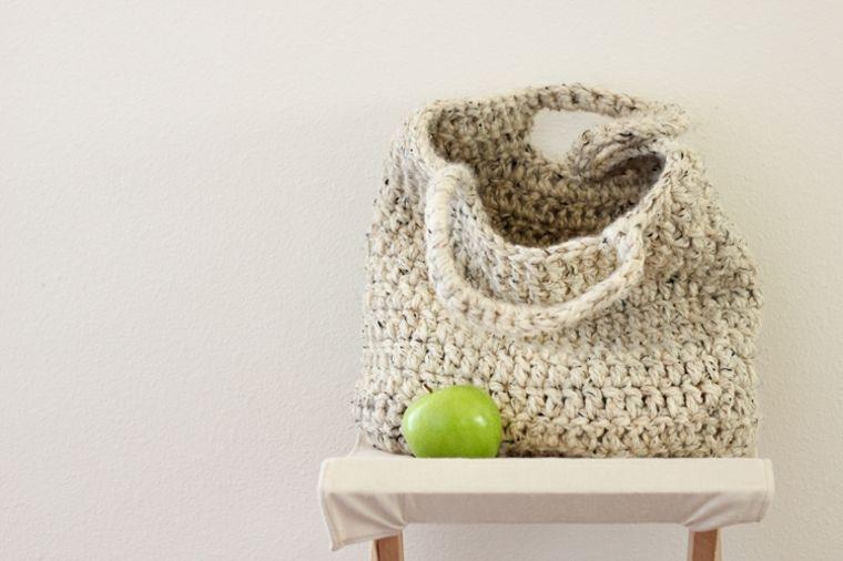 Bolsos de trapillo - diseños y tutoriales para hacer tu propio bolso ...