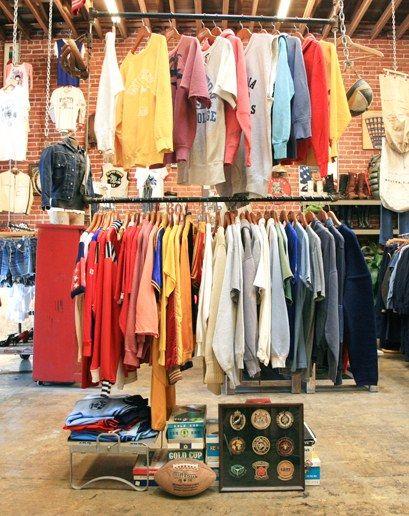 The 25 Best Vintage Stores In America Vintage Store Vintage Clothing Stores Clothing Store Displays
