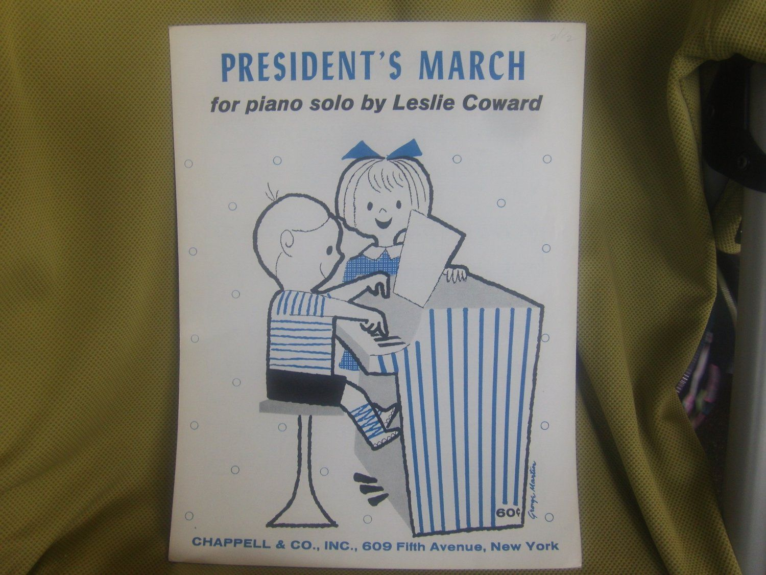 Presidents+March+for+Piano+Solo+by+Lesley+Coward
