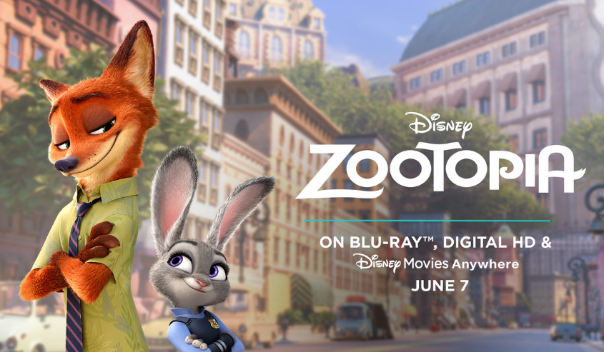 Film Animasi Terbaru Zootopia 2016 Animation Movie