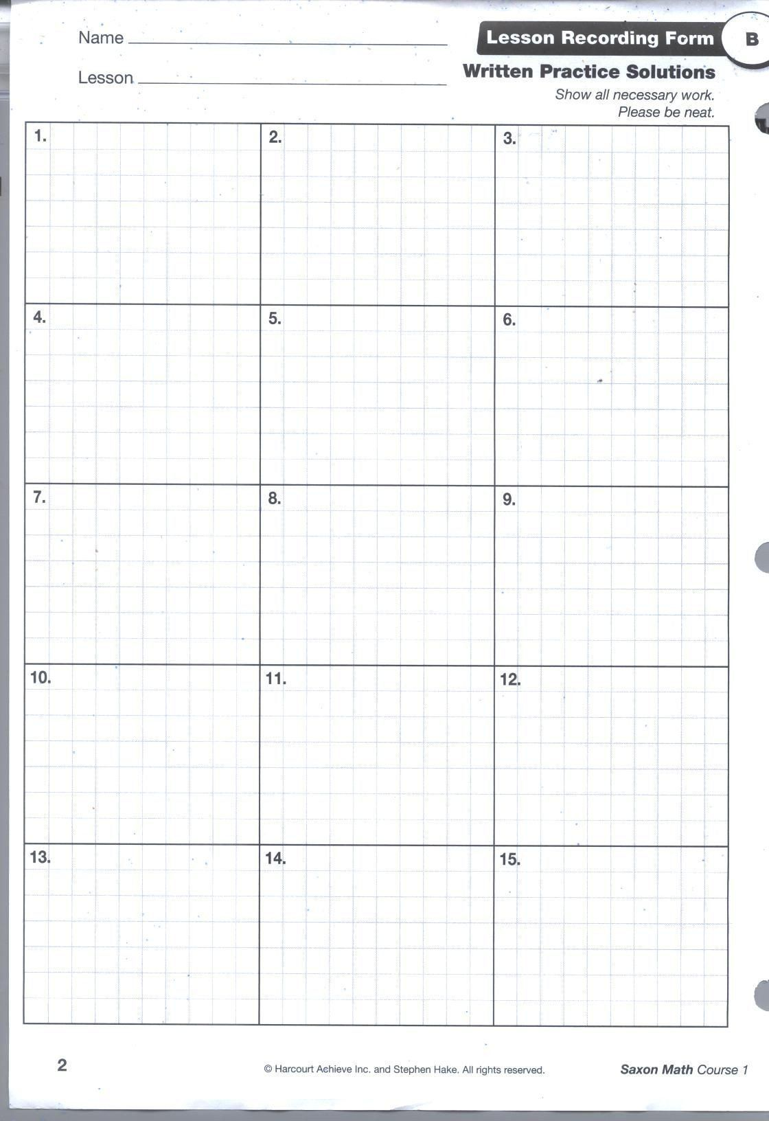 Saxon Math Worksheets 4th Grade Idea By Janice Austin On Education In 2020 Saxon Math Math Printables In 2021 Saxon Math Math Printables Free Printable Math Worksheets [ 1632 x 1120 Pixel ]
