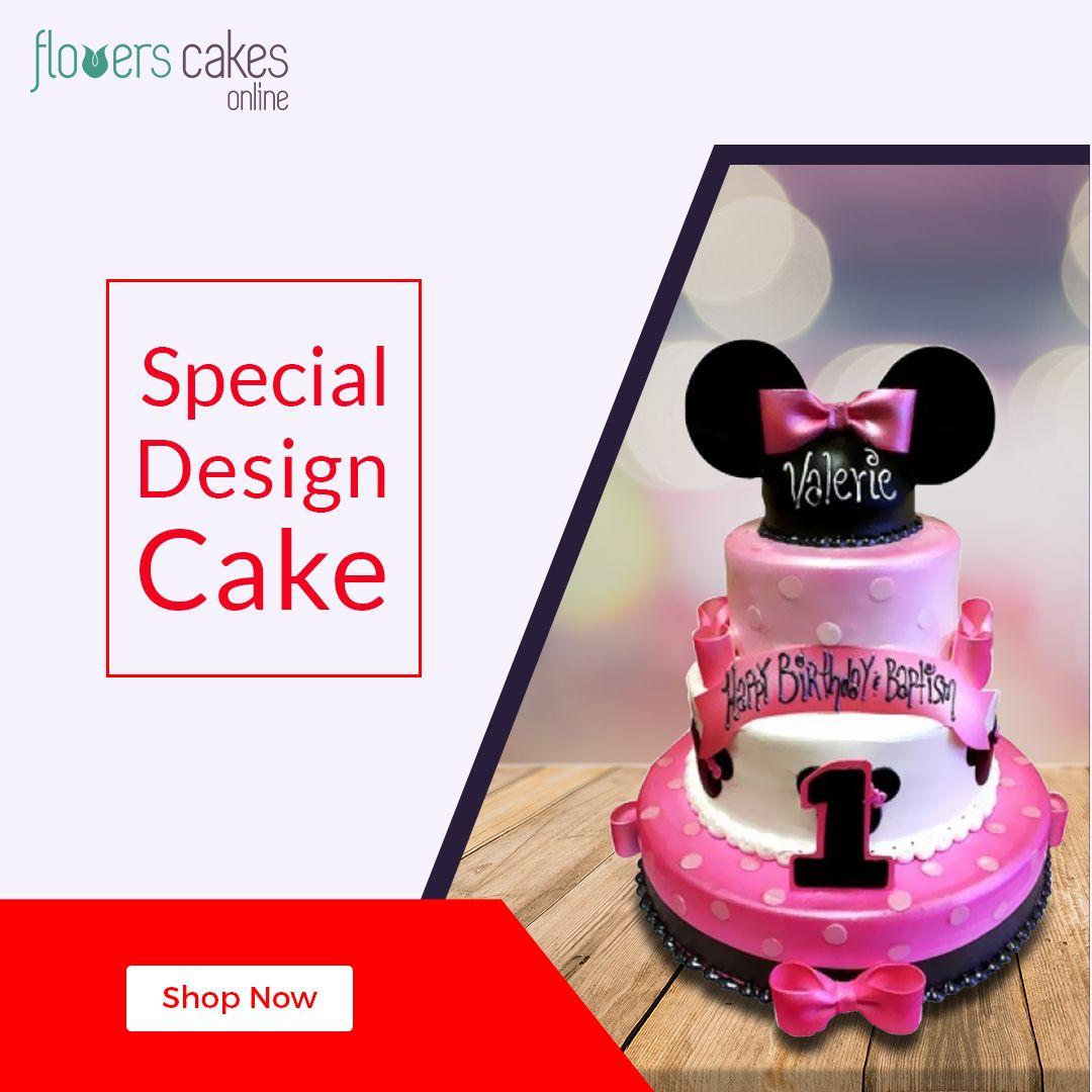 Send Birthday Designer Cake Online Cake online, Order