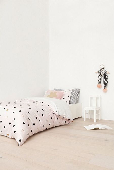 Kids Bedroom Linen stina single quilt cover | girls rooms | pinterest | quilt cover