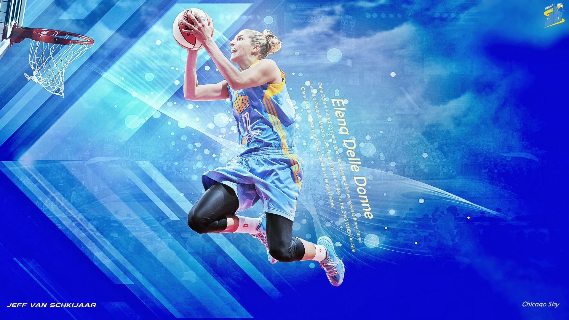 WNBA Wallpapers Basketball Wallpapers at HD Wallpapers