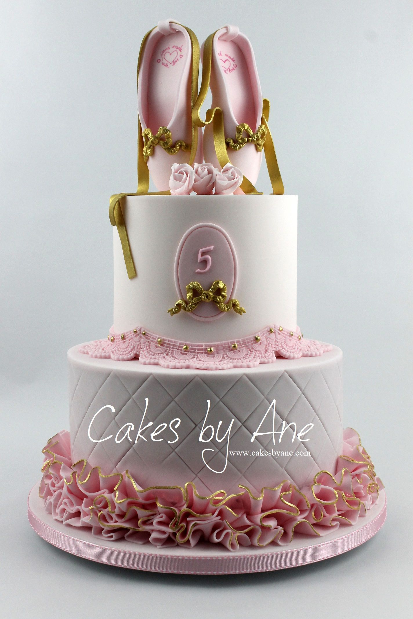Cool Ballerina Cake Ballerina Birthday Cake Ballet Birthday Cakes Personalised Birthday Cards Veneteletsinfo