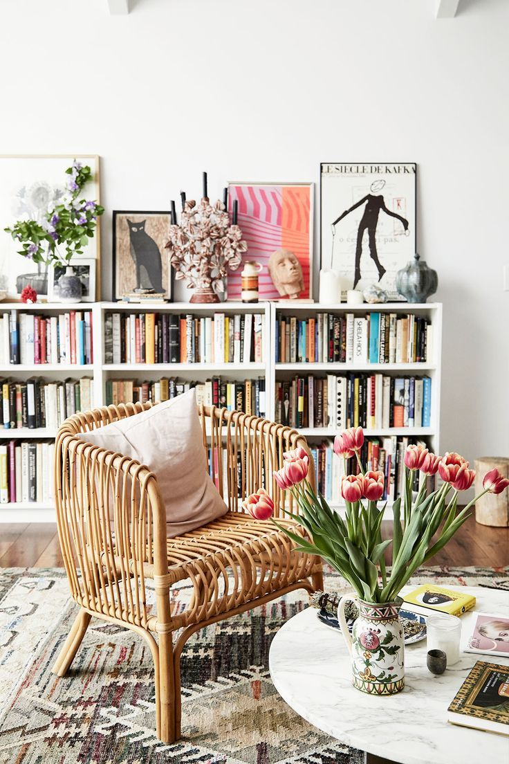 Photo of A designer's home in Los Angeles – PLANETE DECO is at home – Angelica Heitzinger Decoration Blog
