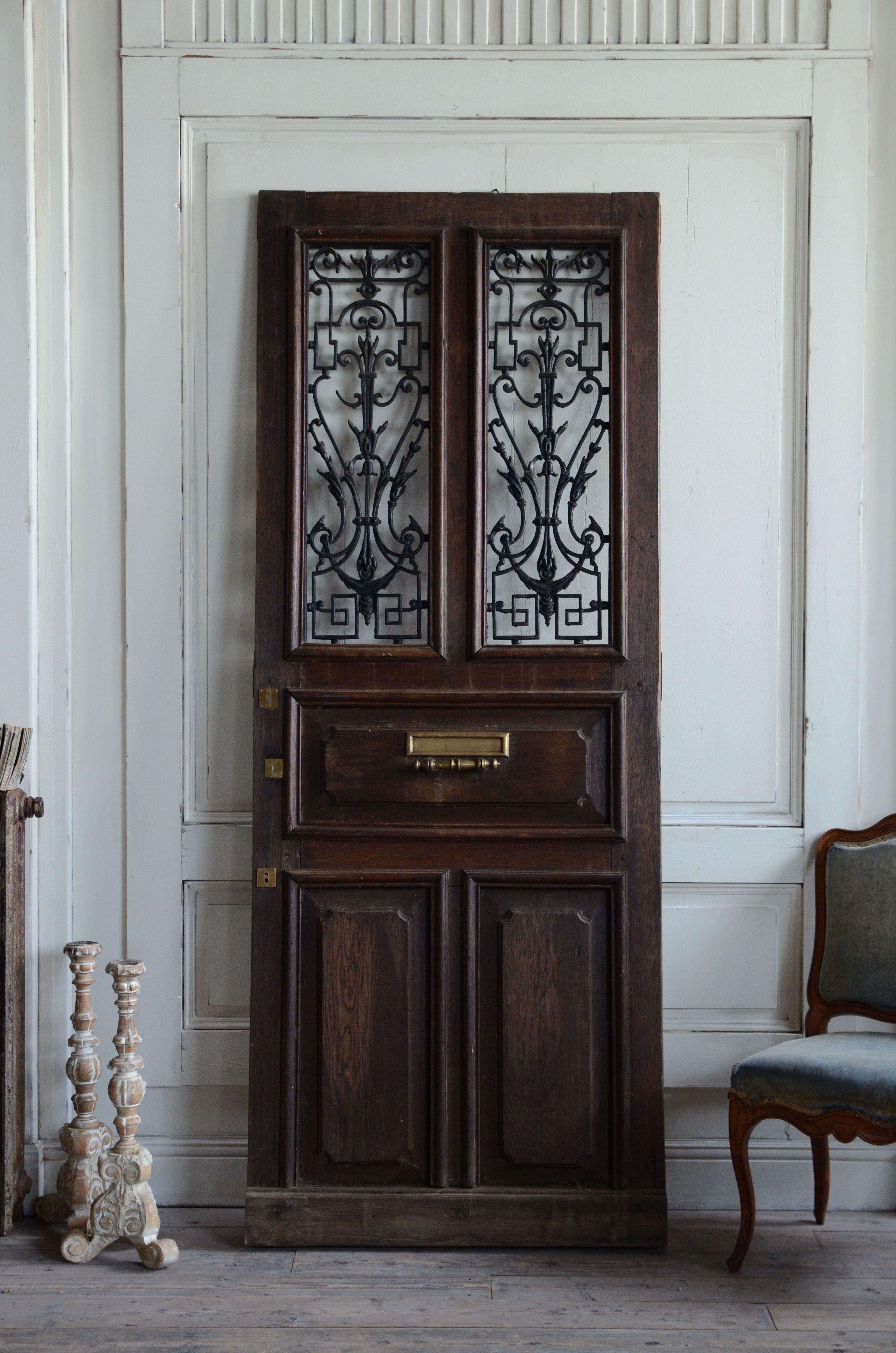 アンティーク ドア 店舗什器 建具 リノベーション フレンチインテリア 家づくり 暮らしのアイディア Antique Door Home Decor Renovation Shop アンティーク ドア インテリア