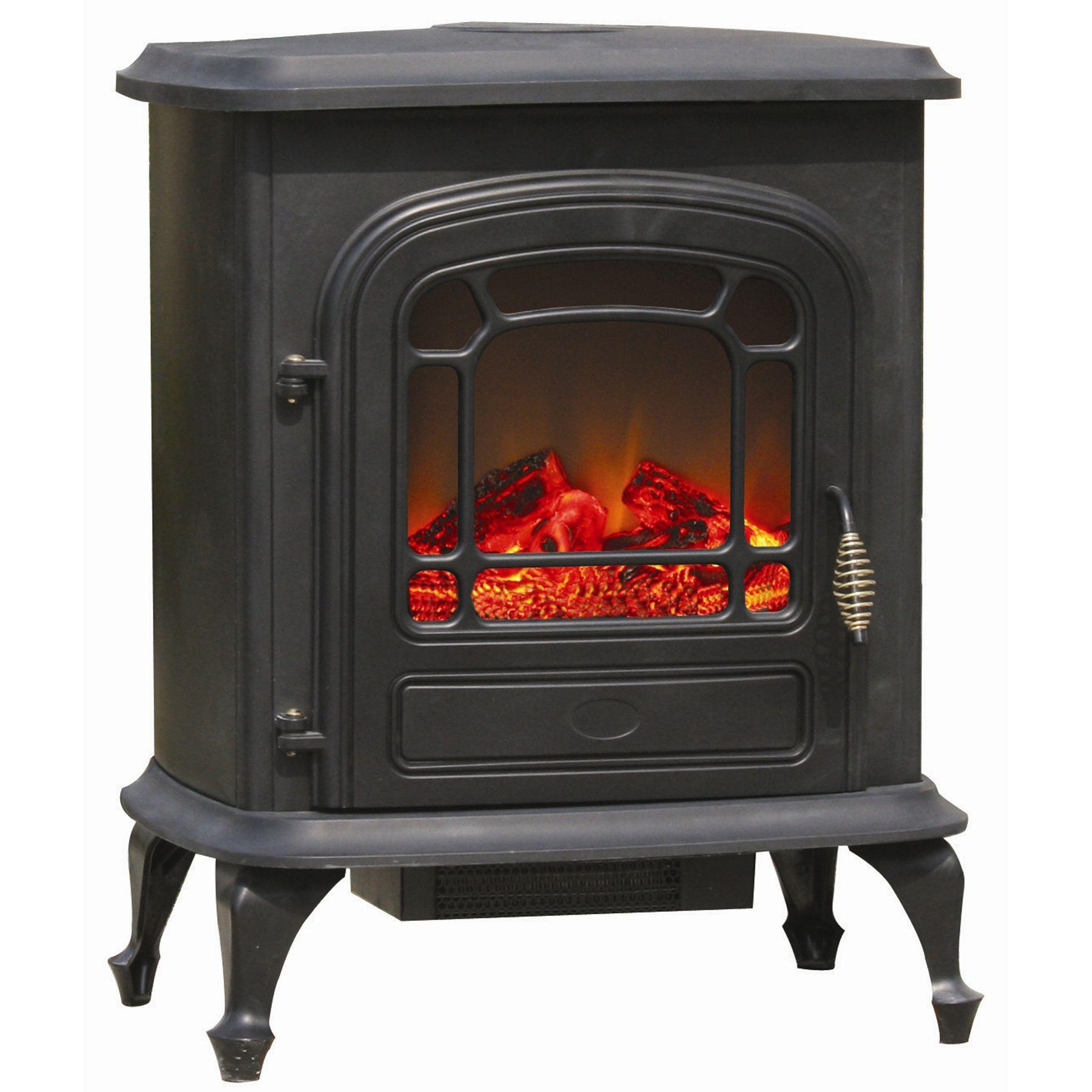 estate design ballard electric stove heater by estate design rh pinterest com