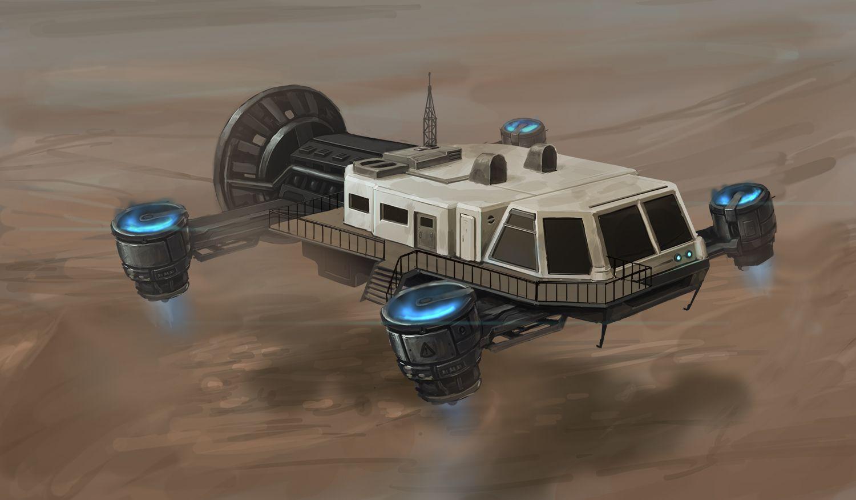 Hovercraft sci-fi - Google 검색