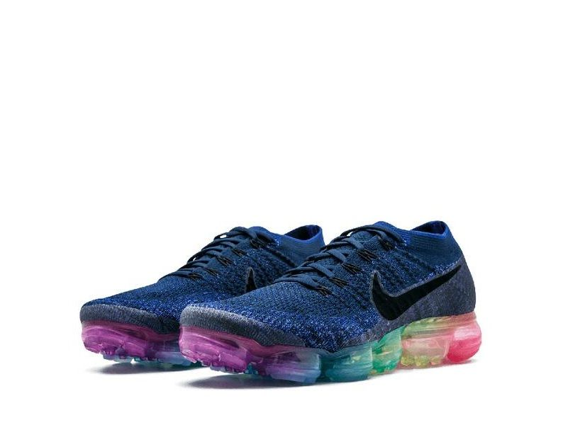838707dfb7 Replica Nike Air Vapormax Be True 883275-400 colorful shoes, wait for you.  want to know price, PM me.