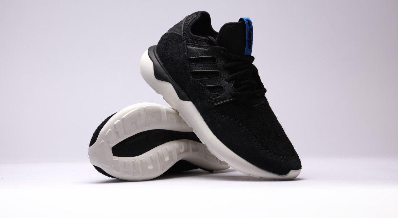 ¡Disponible a través de más Adidas tubular Moc Suede Negro!Http