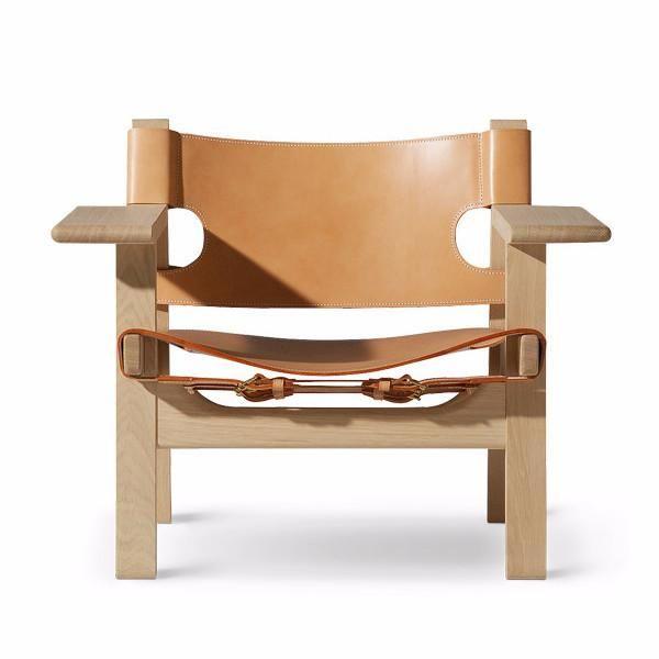 borge mogensen spanish chair house interior design sitting area