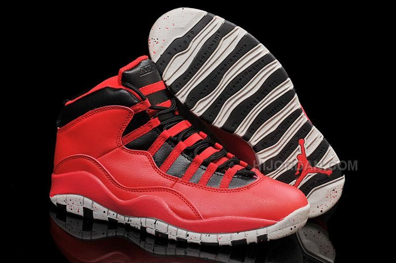 d8081f3ec088 Air Jordan 10  Bulls Over Broadway  release Consider them cop! You RED our  minds