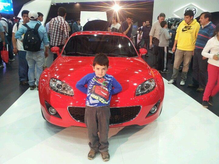 Mi hijo y el MX5