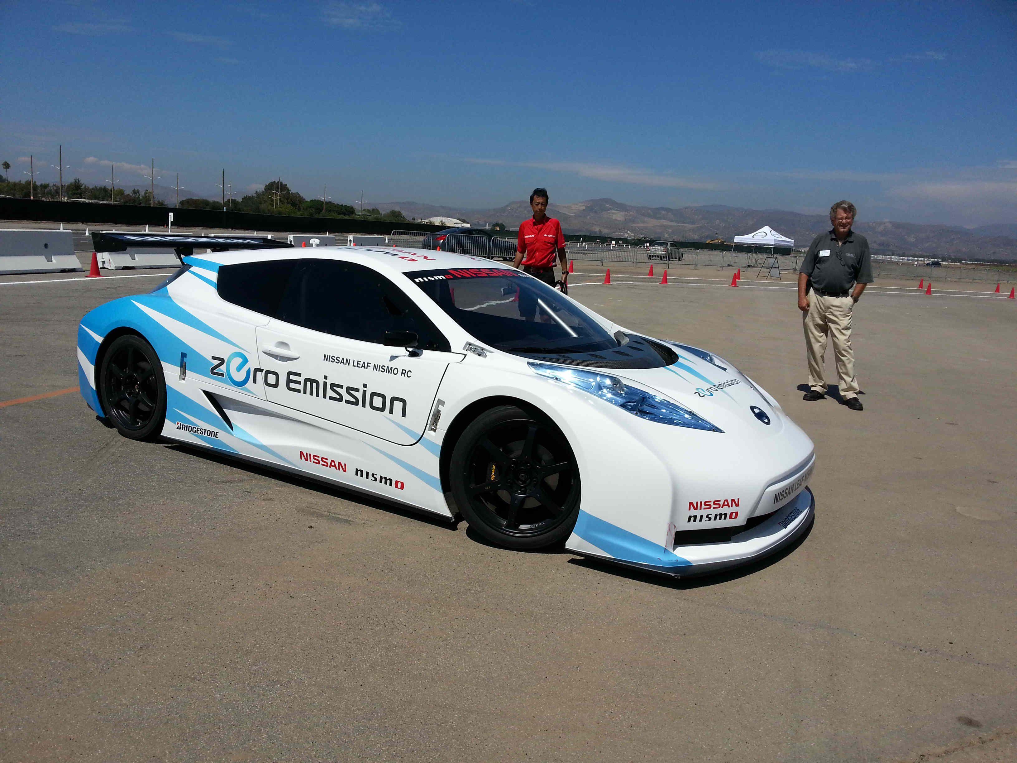 Imperio Nissan Garden Grove >> Nissan Leaf Nismo RC. | Sandy Sansing Nissan | Nissan leaf