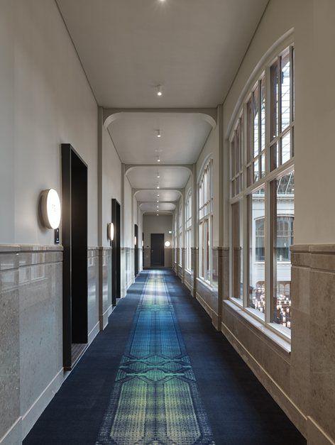 W Hotel, Amsterdam, 2016 - Office Winhov