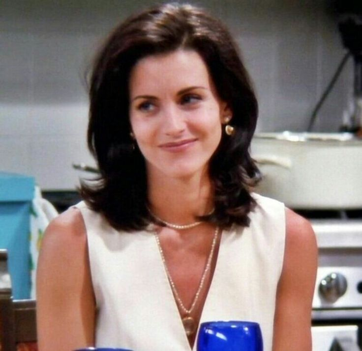 monica geller season 1 - Google Search | friends | Short ...